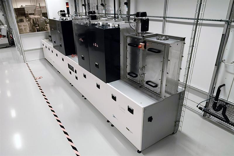 Process Equipment - PVD