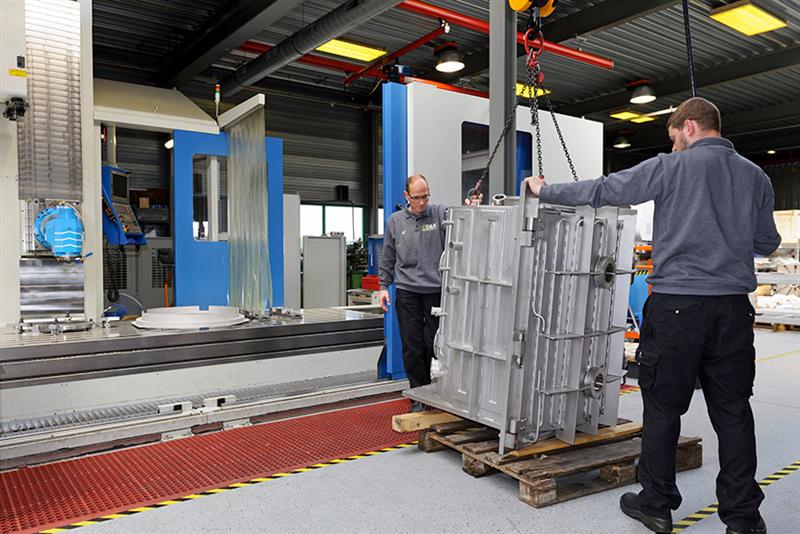 Manufacturing - CNC Machining